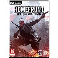 Hra na PC Homefront: The Revolution (PC) DIGITAL