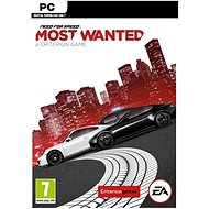 Hra na PC Need For Speed: Most Wanted (PC) DIGITAL