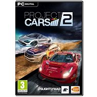 Project Cars 2 (PC) DIGITAL - Hra na PC