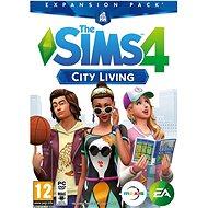 The Sims 4 Život v meste (PC) DIGITAL - Herný doplnok