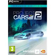 Project Cars 2 Deluxe Edition (PC) DIGITAL - Hra na PC