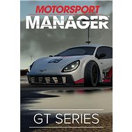 Motorsport Manager – GT Series (PC/MAC/LX) DIGITAL - Herný doplnok