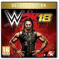 WWE 2K18 Digital Deluxe Edition (PC) DIGITAL - Hra na PC