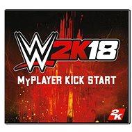 WWE 2K18 MyPLAYER Kick Start (PC) DIGITAL - Herný doplnok