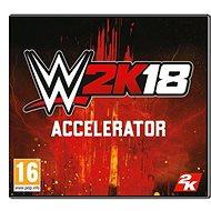 WWE 2K18 Accelerator (PC) DIGITAL - Herný doplnok