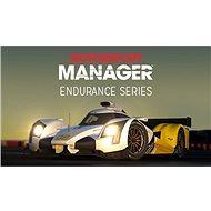 Motorsport Manager – Endurance Series (PC/MAC/LX) DIGITAL - Herný doplnok