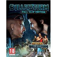 Bulletstorm: Full Clip Edition Duke Nukem Bundle (PC) DIGITAL - Hra na PC