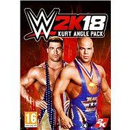 WWE 2K18 Kurt Angle Pack (PC) DIGITAL - Herný doplnok