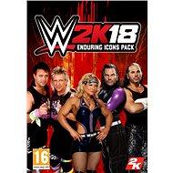 WWE 2K18 Enduring Icons Pack (PC) DIGITAL - Herný doplnok