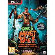 Orcs Must Die! (PC) DIGITAL - Hra na PC