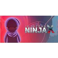 10 Second Ninja X (PC) DIGITAL - Hra na PC