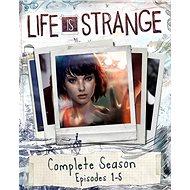 Life is Strange Complete Season (Episodes 1 – 5) (PC) DIGITAL - Hra na PC
