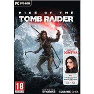 Hra na PC Rise of the Tomb Raider (PC) DIGITAL
