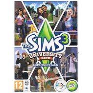 The Sims 3: Študentský život (PC) DIGITAL - Herný doplnok
