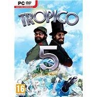 Tropico 5 (PC) DIGITAL - Hra na PC