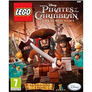 Hra na PC Lego Piráti z Karibiku (PC) DIGITAL