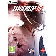 MotoGP 15 (PC) DIGITAL - Hra na PC