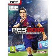 Pro Evolution Soccer 2018 (PC) DIGITAL - Hra na PC