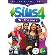 The Sims 4 – Spoločná zábava (PC) DIGITAL - Herný doplnok