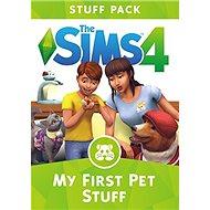 The Sims 4: Můj první mazlíček (kolekce) (PC) DIGITAL - Herný doplnok