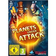 Planets Under Attack (PC) DIGITAL - Hra na PC