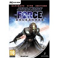 Star Wars: The Force Unleashed: Ultimate Sith Edition (PC) DIGITAL - Hra na PC