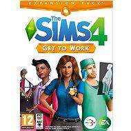 The Sims 4 – Hurá do práce (PC) PL DIGITAL - Herný doplnok