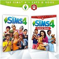 The Sims 4 + The Sims 4: Psy a mačky (PC) DIGITAL - Hra na PC