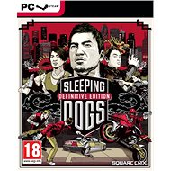 Hra na PC Sleeping Dogs: Definitive Edition (PC) DIGITAL