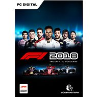 F1 2018 HEADLINE EDITION (PC) DIGITAL - Hra na PC