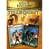Hra na PC Titan Quest Gold Edition (PC) DIGITAL