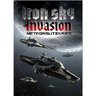 Iron Sky: Invasion – Meteorblitzkrieg (PC) DIGITAL - Herný doplnok