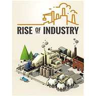 Hra na PC Rise of Industry (PC/LX) DIGITAL