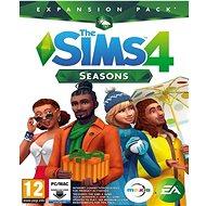 The Sims 4: Ročné obdobie (PC) DIGITAL - Herný doplnok