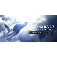 ACE COMBAT 7: SKIES UNKNOWN DELUXE (PC) (Steam) - Hra na PC