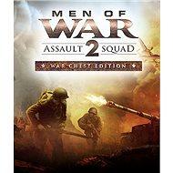Men of War : Assault Squad 2 War Chest Edition (PC) Kľúč Steam - Hra na PC