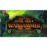 Total War: Warhammer II – The Prophet & the Warlock DLC (PC) kľúč Steam - Herný doplnok