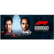 F1 2019 Anniversary Edition (PC)  Steam DIGITAL - Hra na PC