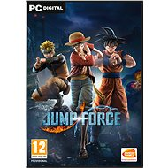 Jump Force Ultimate Edition (PC) Steam DIGITAL - Hra na PC