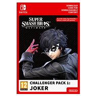 Super Smash Bros Ultimate - Joker Challenger Pack - Nintendo Switch Digital - Gaming Accessory