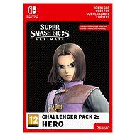 Super Smash Bros Ultimate Hero Challenger Pack - Nintendo Switch Digital - Gaming Accessory