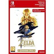 Zelda: Breath of the Wild Expansion Pass – Nintendo Switch Digital - Herný doplnok