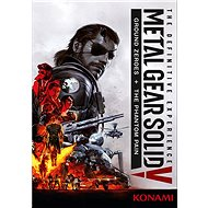 Metal Gear Solid V: The Definitive Experience – PC DIGITAL - Hra na PC