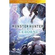 Monster Hunter World: Iceborne  Deluxe – PC DIGITAL - Hra na PC