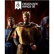 Crusader Kings III – PC DIGITAL - Hra na PC