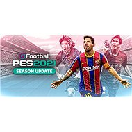 eFootball Pro Evolution Soccer 2021: Season Update – FC Barcelona Edition – PC DIGITAL - Herný doplnok