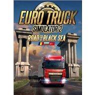 Euro Truck Simulator 2 Road to Black Sea – PC DIGITAL - Herný doplnok