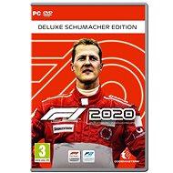 F1 2020 - Michael Schumacher Deluxe Edition – PC DIGITAL
