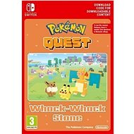 Pokémon Quest - Whack-Whack Stone - Nintendo Switch Digital - Gaming Accessory