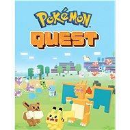 Pokémon Quest - Scattershot Stone - Nintendo Switch Digital - Gaming Accessory